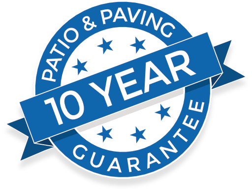 Patios and Paving in Kent are all guaranteed