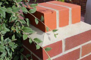 Garden Wall Pillars