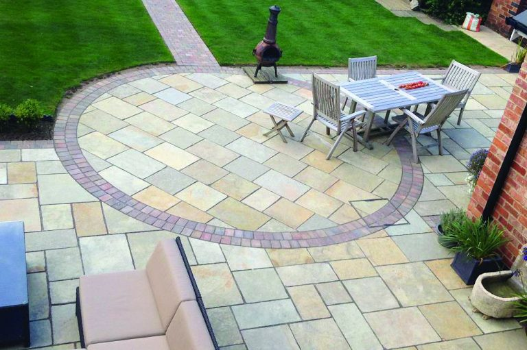 Patio Paving Horley