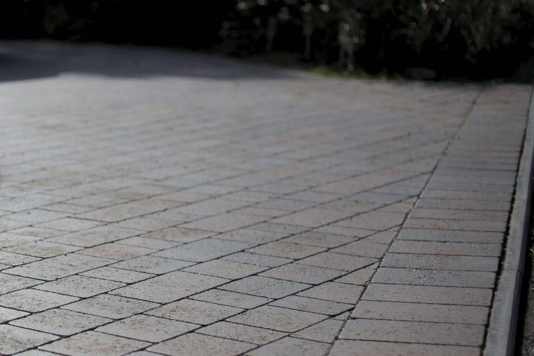 Block Paving Patio Horley