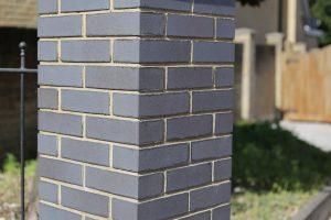 Dark Grey Brickwork