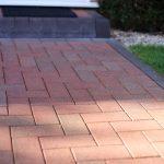 Welling block pavers