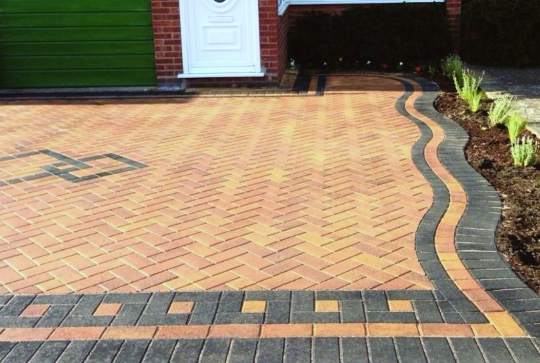 Block Paving Services Brighton