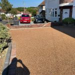 Westerham resin driveways